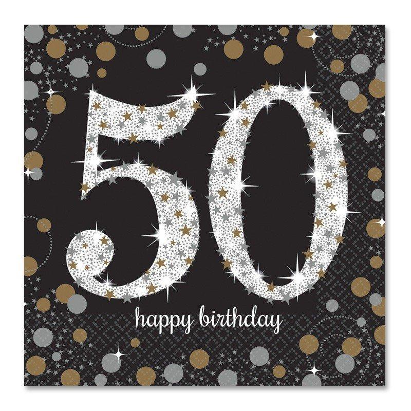 Estremamente Compleanno 50 Anni con Idee, Gadget e Addobbi per Uomo e Donna  MT32