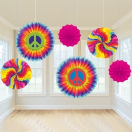 6 Decorazioni Appese Hippie