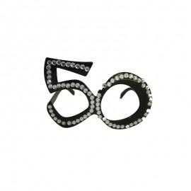 Occhiali con Numero 50