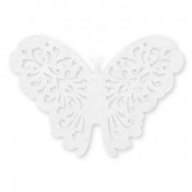10 Farfalle di Carta 14 cm