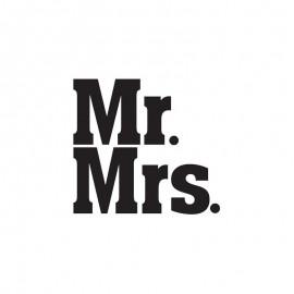 2 Adesivi per Scarpe di Sposi