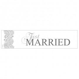 Targa Just Married Argento