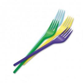15 Forchette di Plastica