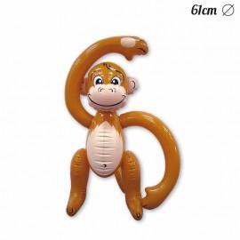 Scimmia gonfiabile 61 cm