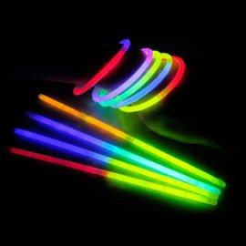 Bracciali Fluo Bicolore (100 pz)