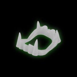 Denti Dracula Fluorescenti