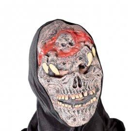 Maschera Mostro con Cappuccio