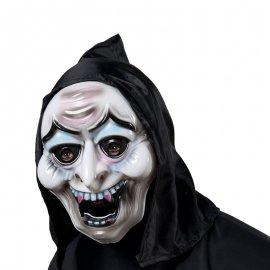 Maschera con Cappuccio da Strega