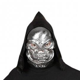 Maschera Metalizzata Teschio