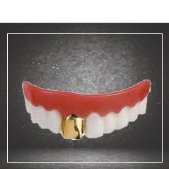 Dentiera Finta