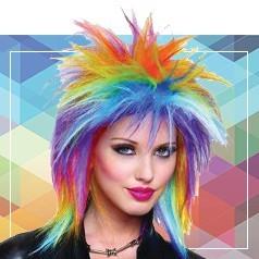 Parrucche Colorate
