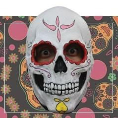 Maschera Catrina
