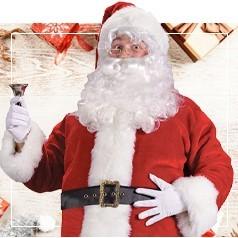 Barba Babbo Natale