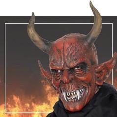 Maschera Demone
