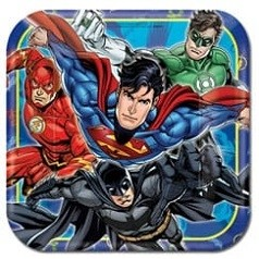 Compleanno Justice League