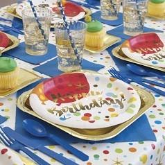 Tavolo Compleanno