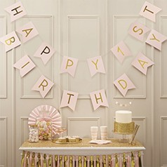 Festoni Compleanno