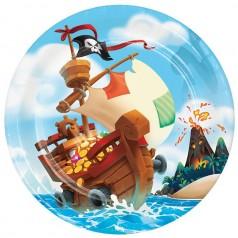 Compleanno Pirata