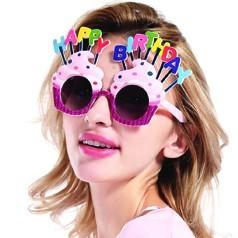 Occhiali compleanno
