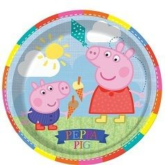 Compleanno Peppa Pig