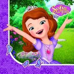 Festa a tema Principessa Sofia