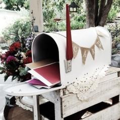 Scatola Porta Buste Matrimonio
