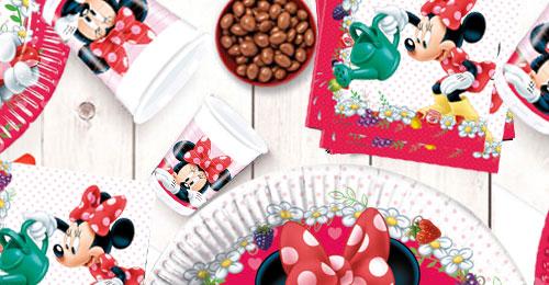 Compleanno Minnie Kit Idee Festa Addobbi E Accessori Festemix
