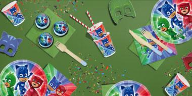 Compleanno Super Pigiamini Pj Masks Idee Feste Addobbi E Set