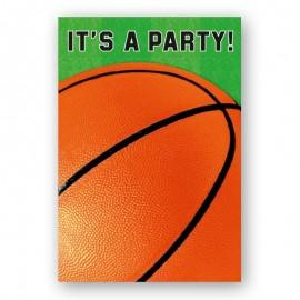 8 Inviti Basket