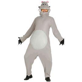 Costume da Ippopotamo per Adulto Carnevale