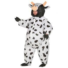 Costume da Mucca per Adulto da Gonfiare