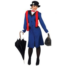 Costume da Mary Poppins Adulto
