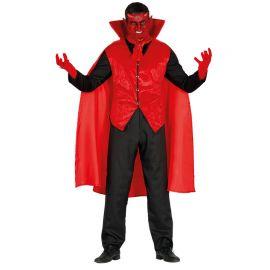 Disfraz de Lord Devil para Hombre con Capa