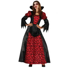 Costume da Vampira per Donna con Maniche Larghe