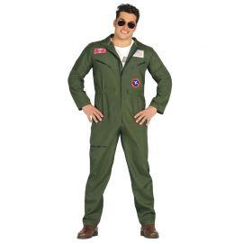 Costume da Pilota da Caccia per Uomo con Tuta