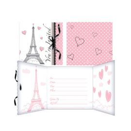 8 Inviti Parigi