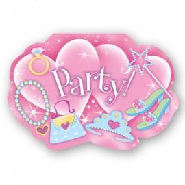 8 Inviti Principessa