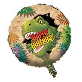Palloncino Dinosauri 45 cm