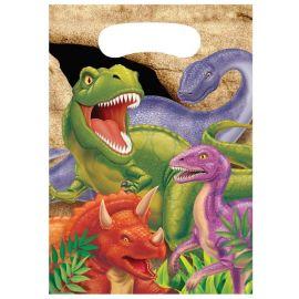 8 Borse Dinosauri