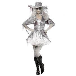 Costume Tesoro Pirata di Ghost Ship per Adulto