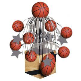 Centratavola tema Basket