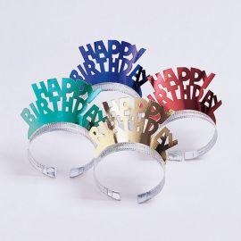 4 Tiare Happy Birthday