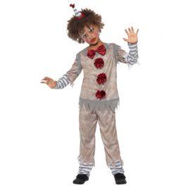 Costume di Mimo Zombie per Bambino