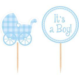 12 Stecchini Baby Boy