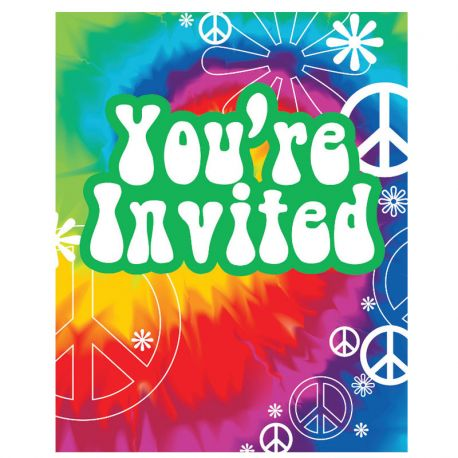 8 Inviti Hippy