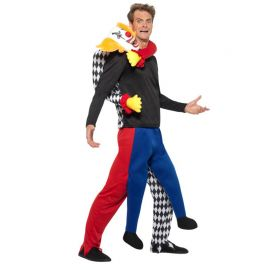 Costume da Pagliaccio Sequestratore per Uomo