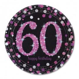 Piatti Compleanno 60