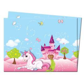 Tovaglia Unicorno 120 x 180 cm