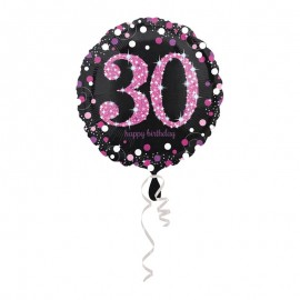 Palloncino Foil 30 Elegant Pink 43 cm