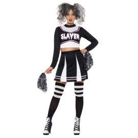 Disfraz de Animadora para Mujer Gótica